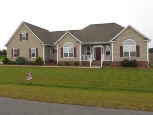 One Story Home For Sale in Jacksonville NC