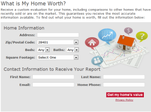 Find My Home Value