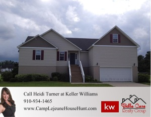 Great Home for Sale $179,900 with over 2000 heated square feet!