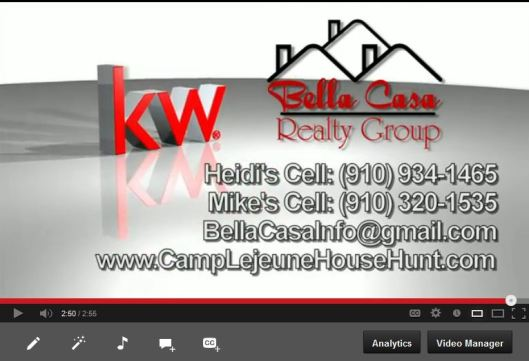 The Bella Casa Realty Group at Keller Williams can help you through the buying process